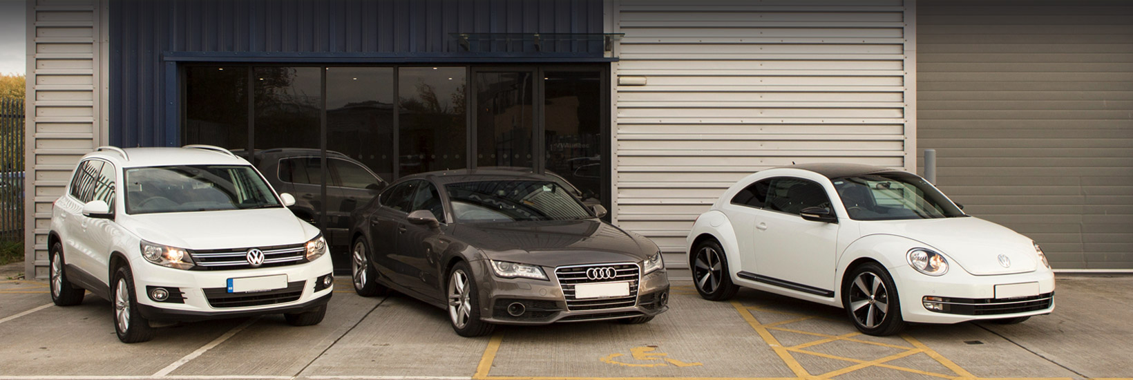 VW and Audi Cars